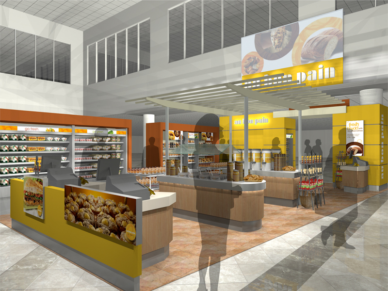 Au Bon Pain | Houston