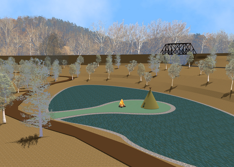 Eco Camp Master Plan | West Virginia