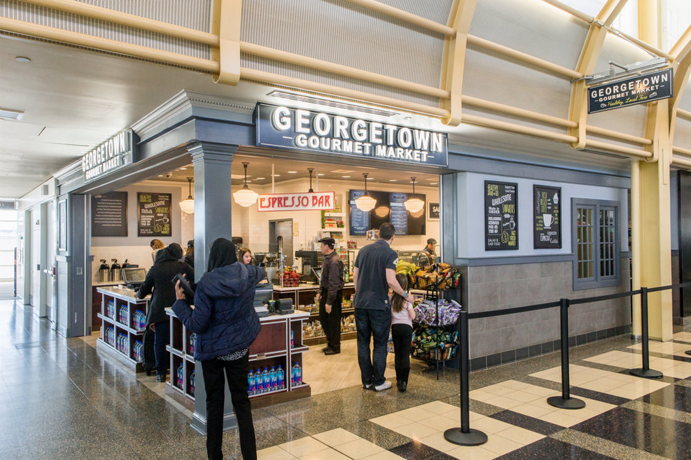 Georgetown Gourmet Market | Washington, DC