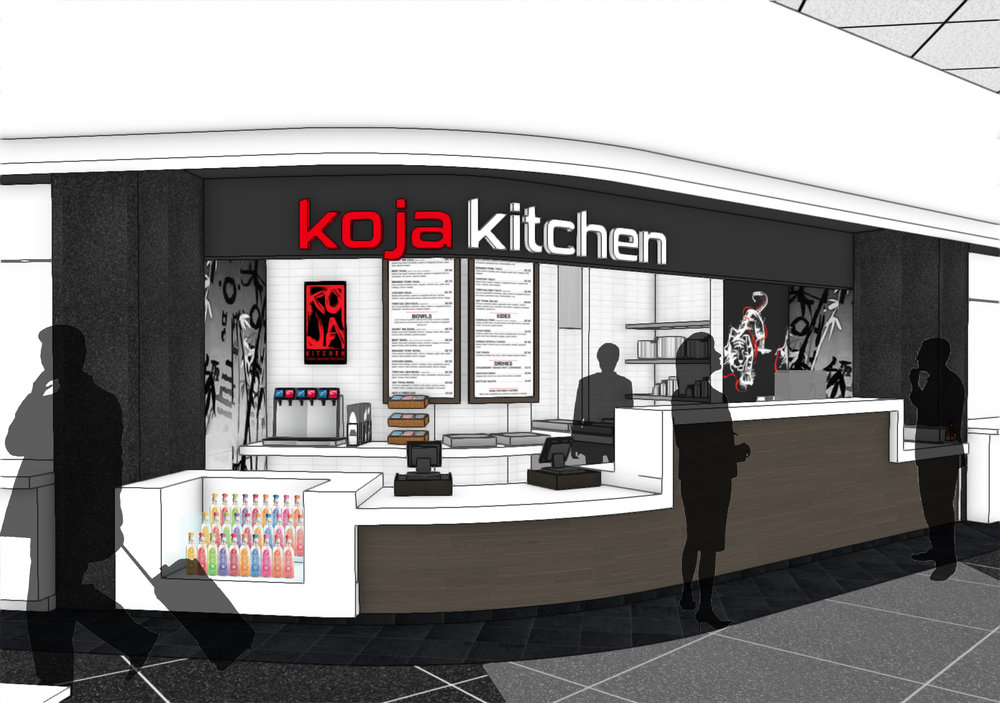 Koja Kitchen | San Francisco International Airport