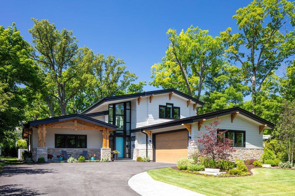 Sustainable Home Glencoe