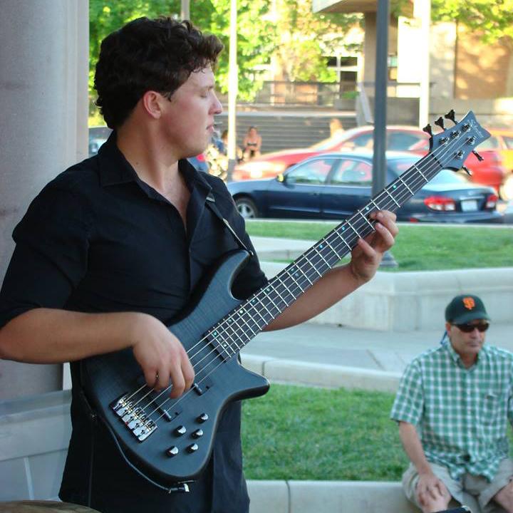 Gavin Fitzgerald - Bass