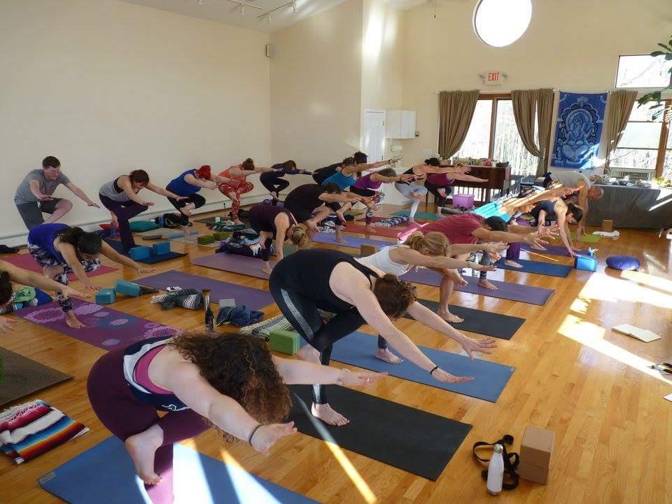 Kula Practice: 3 hour Intermediate/Advanced Asana Practice — JP
