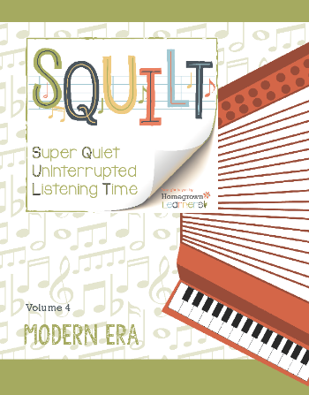SQUILT Volume 4: Modern Era