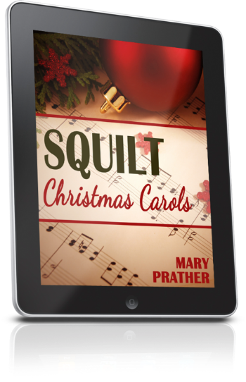 SQUILT Christmas Carols is iPad/Tablet friendly!