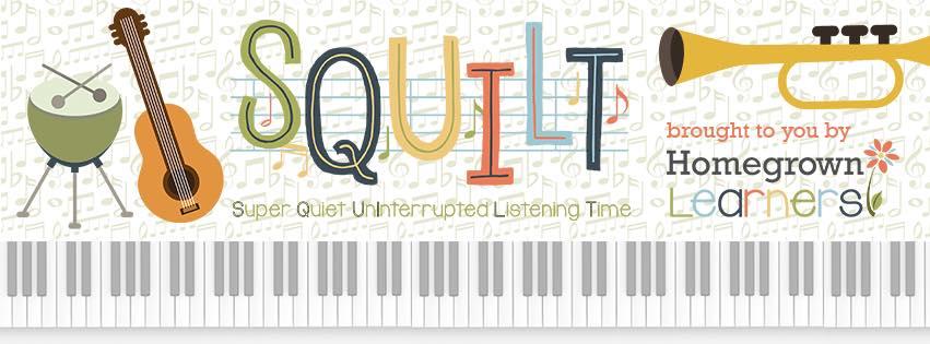 SQUILT Music Appreciation Curriculum