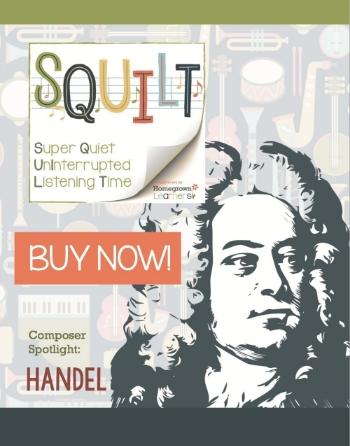 SQUILT Spotlight: Handel