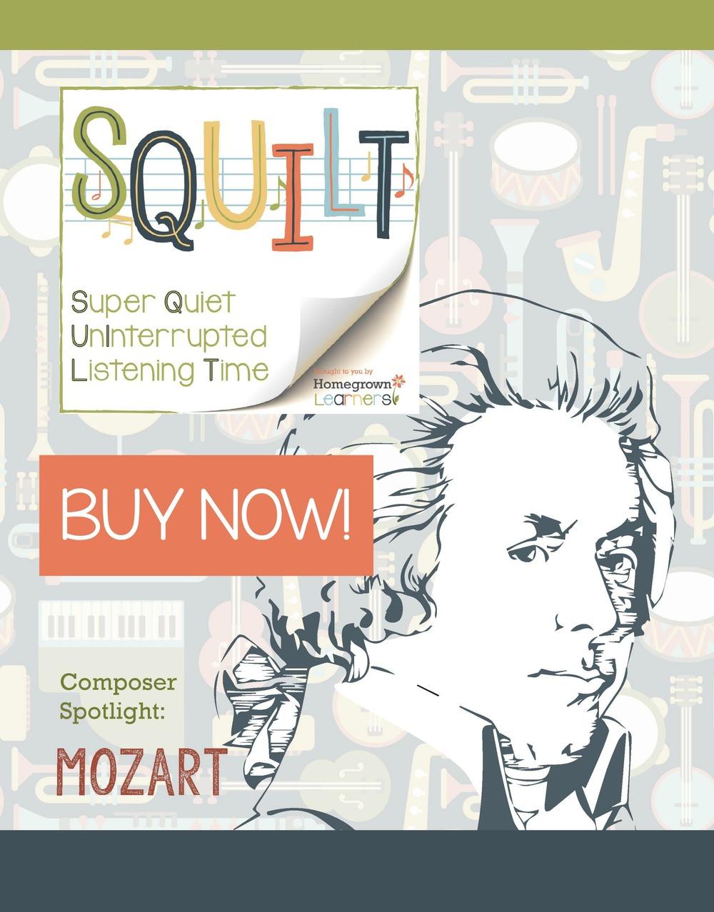 SQUILT Spotlight: Mozart