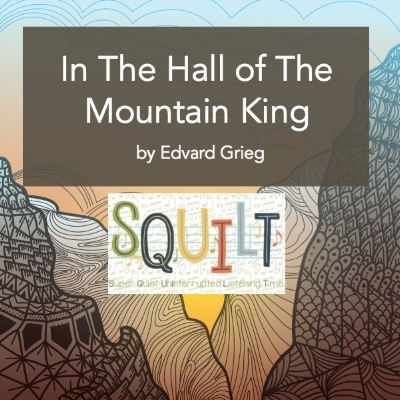 Free SQUILT Lesson for Fall: In The Hall of the Mountain King