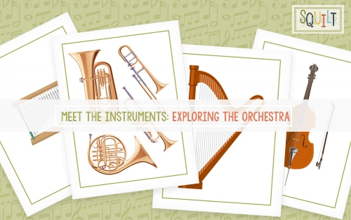 Meet The Instruments: Exploring the Orchestra - a simple and effective way to teach your children about the instruments of the symphony orchestra