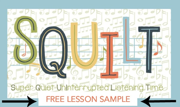 Free SQUILT Music Appreciation Lesson Sample
