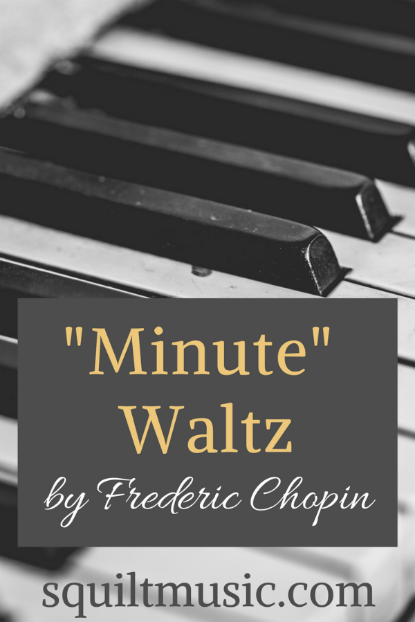 Learn About Chopin's Minute Waltz