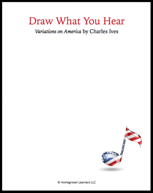 Draw What You Hear - SQUILT Music