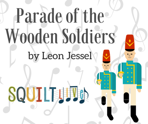 Parade of the Wooden Soldiers Listening Map