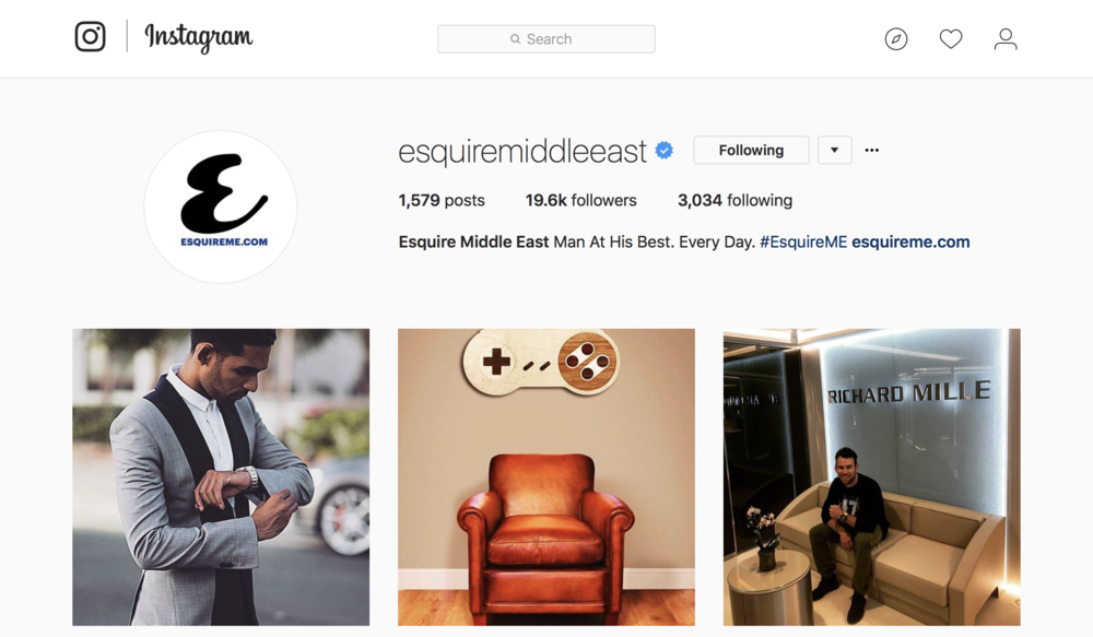 esquire post
