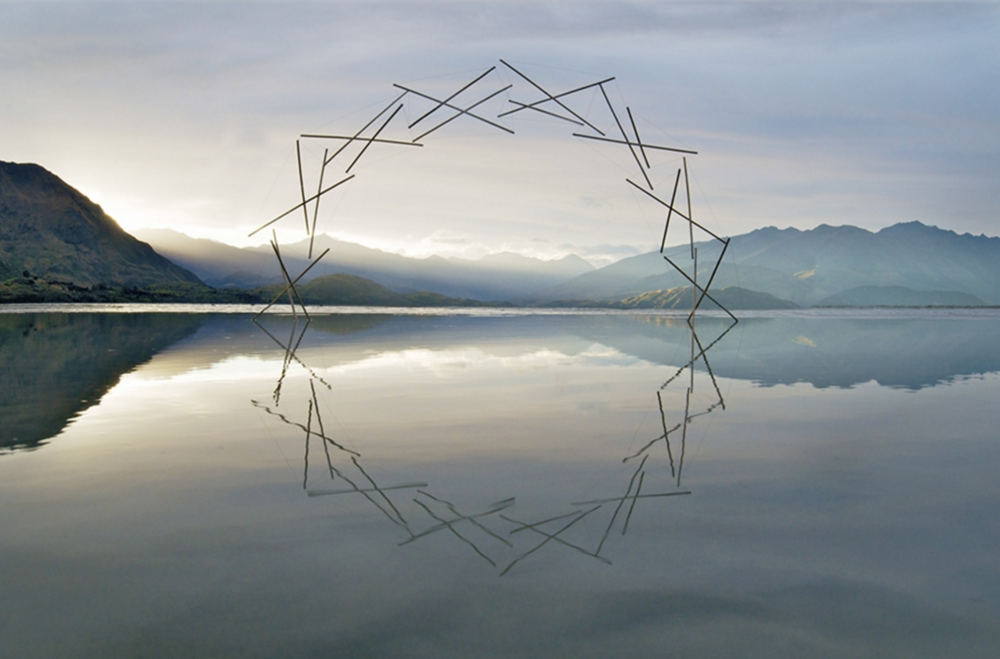 Synergy, by artists Martin Hill & Philippa Jones  Source: The Creators Project