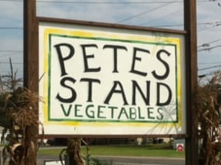 Petes-Stand