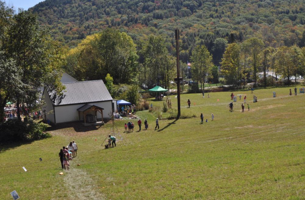 Fairy Fest 2017 field