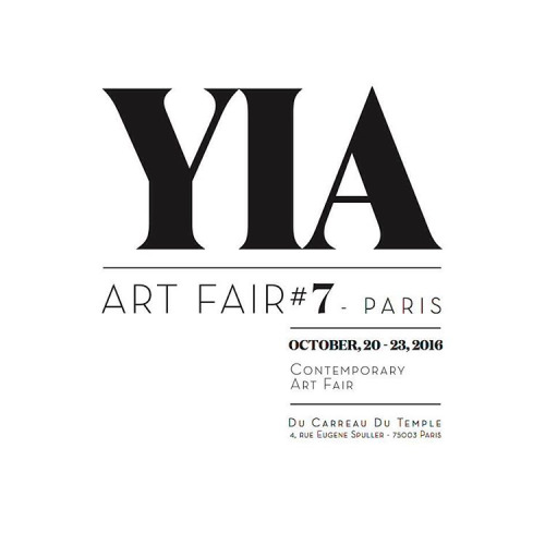 YIA Art Fair, 20-23 October, 2016, Le Carreau du Temple, Paris (showing with Less is More Projects)
