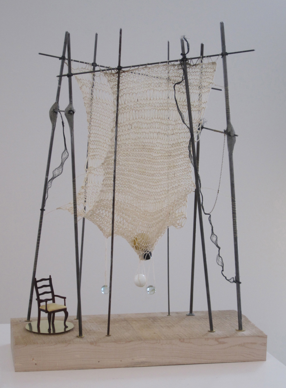 "<p><strong>JAN POWELL</strong>mixed media sculpture, printmaking<a href=""/jan-powell"">More →</a></p>"