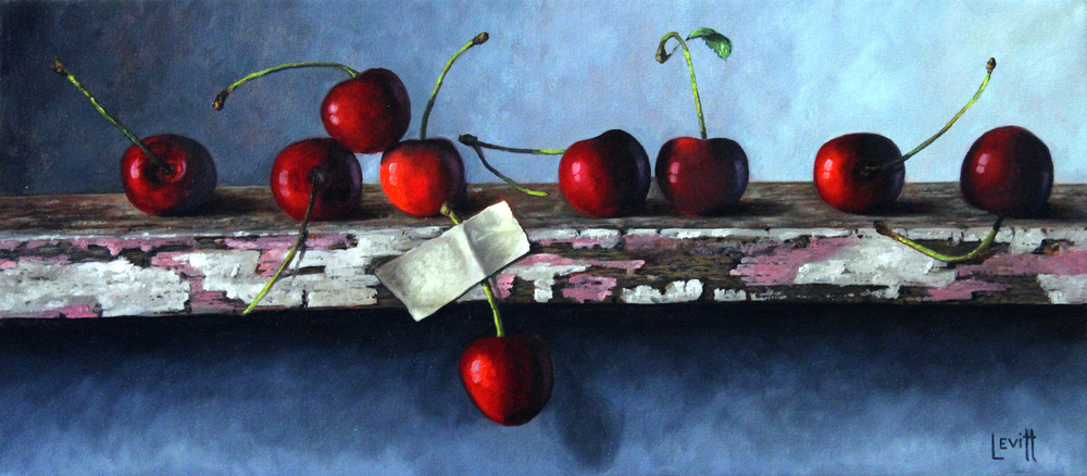 Copy of Nine Cherries - SOLD