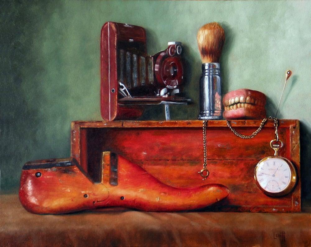 """<p><strong>BARNEY LEVITT</strong>oil painting<a href=""""/barney-levitt"""">More →</a></p>"""