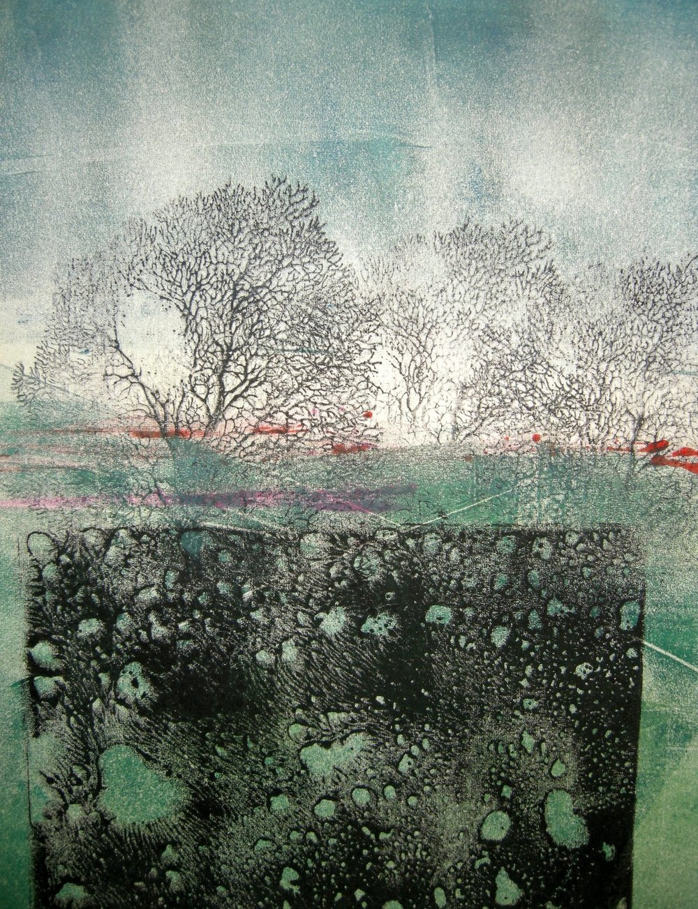 """<p><strong>GLORIA ROSS</strong>printmaking<a href=""""/gloria-ross"""">More →</a></p>"""