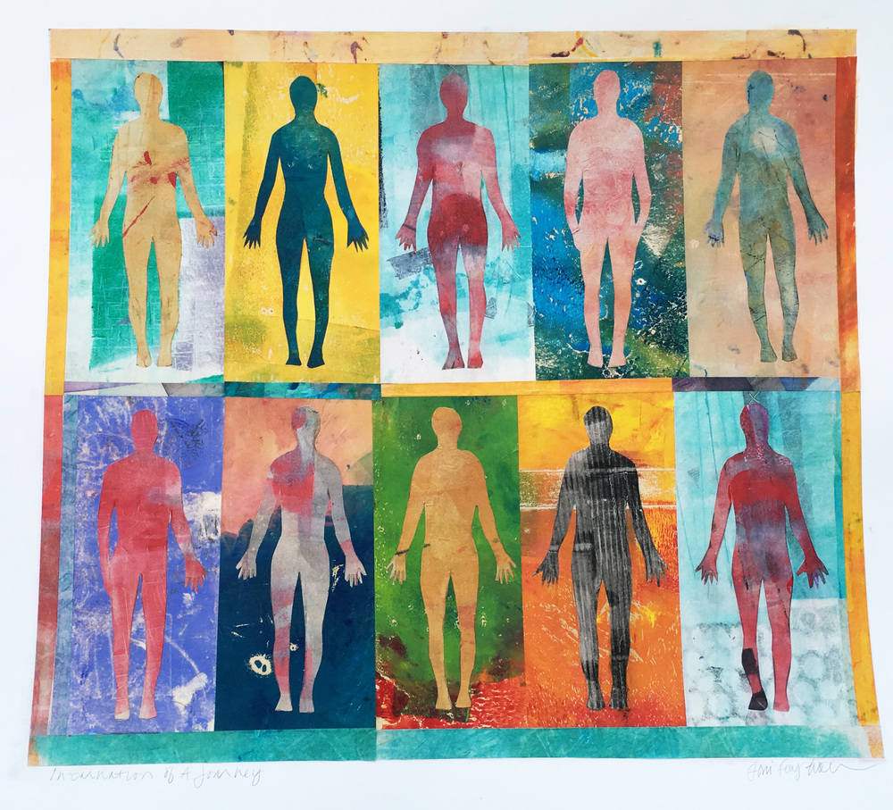 "<p><strong>JONI LEVY LIBERMAN</strong>printmaking, collage<a href=""/joni-liberman"">More →</a></p>"