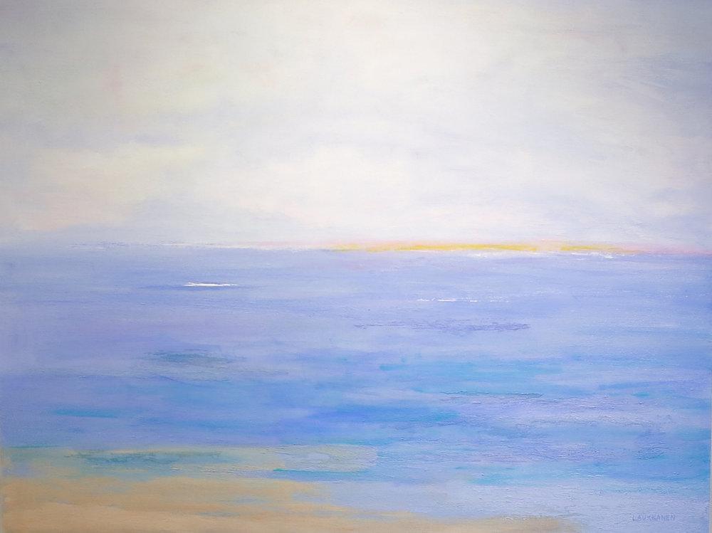 """<p><strong>JULIE LAUKKANEN</strong>acrylic painting<a href=""""/julie-laukkanen"""">More →</a></p>"""