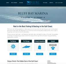 Bluff Bay Marina