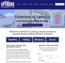 Exteriors of Lansing