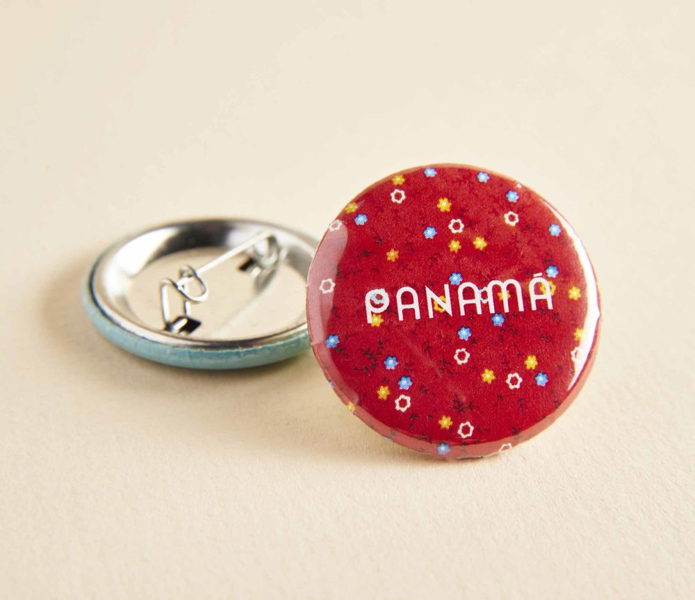 $2.40- RED ZARAZA PIN