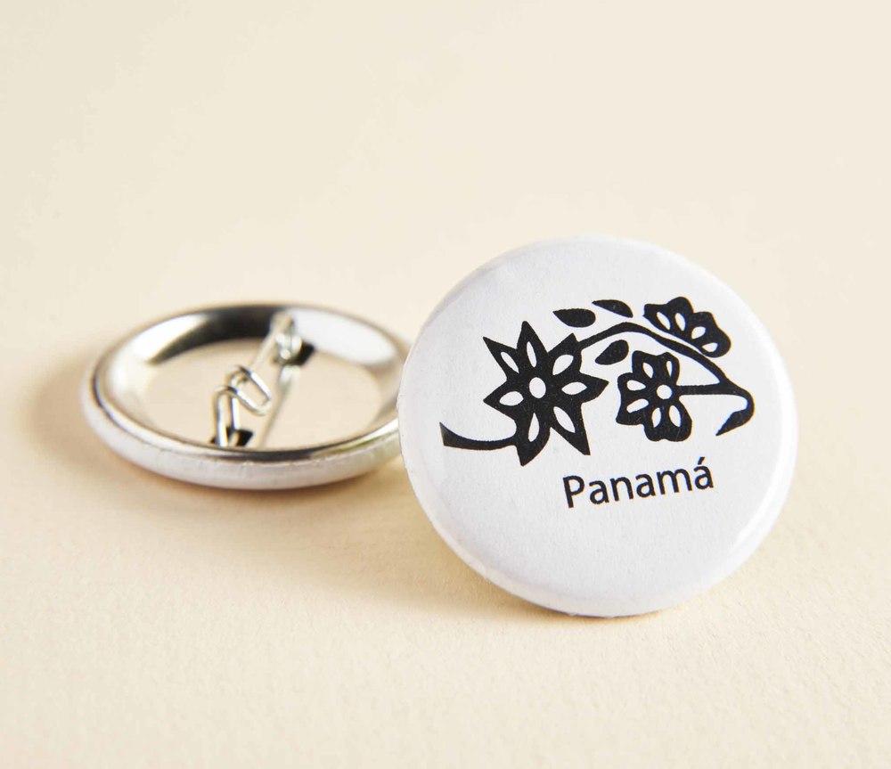 POLLERA PRINT PIN