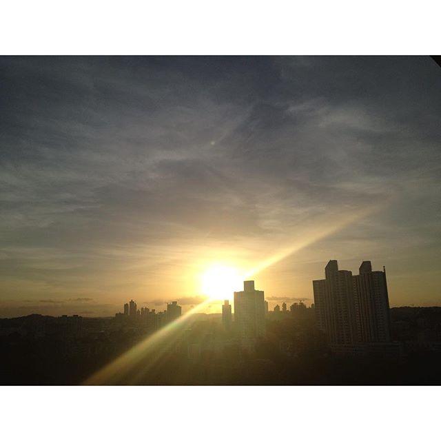 Vista desde un Edificio en la Ciudad de Panamá