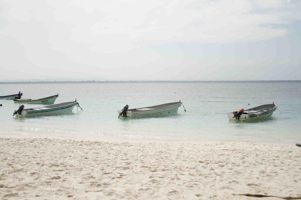 Isla Iguana, Pedasí