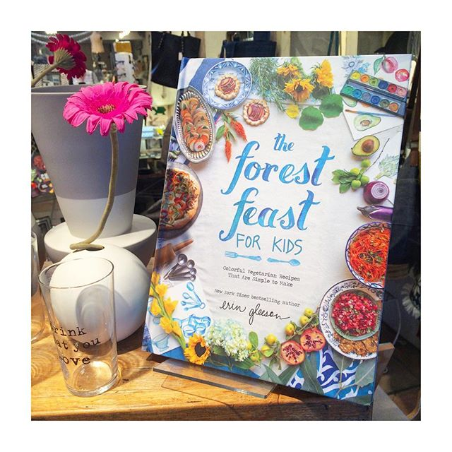 Spring gifts for the kids! 🌼 #spring #springtime #springhassprung #gifts #giftsforkids #giftstore #forestfeast #cookbooks #cooking #losangeles #studiocity #venturablvd