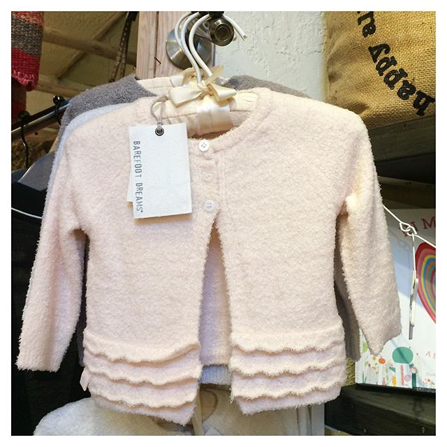 Cozy and cute sweaters for your little ones @barefootdreams #barefootdreams #sweaters #sosoft #cozy #comfy #baby #babygifts #gifts #giftstore #studiocity #losangeles #venturablvd