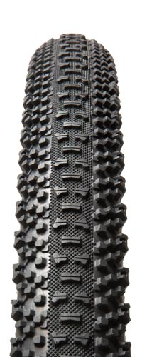 Driver PRO PR Dry Condition XC Tire with the PR puncture resistant breaker.