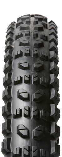 CG AM AC is a great all condition tire that uses multiple compounds and ASB Snake Bite tech to create a tough and aggressive tire. Available in Tubeless as well.