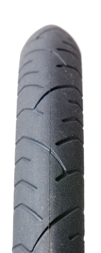 Excellent urban tire with PRoTite puncture resistant technology and a long wearing Mile Cruncher compound.