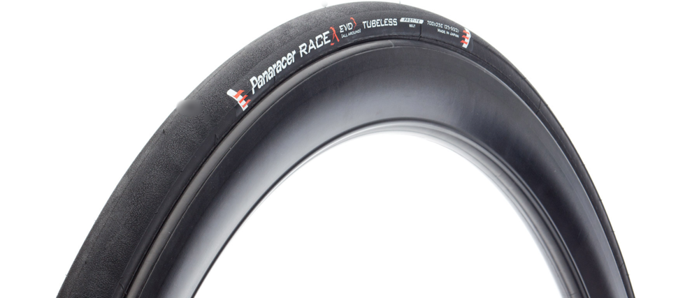 The Race A Evo3 Tubeless is a pure-bred race tire with proprietary bead technology