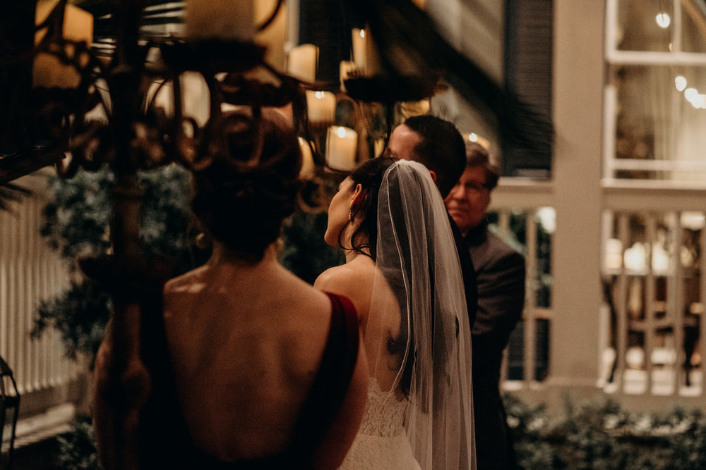 New Orleans Wedding Photographer, Terrell House