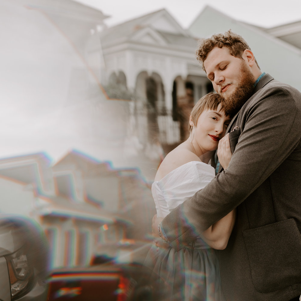 New Orleans Fine Art Wedding Photography