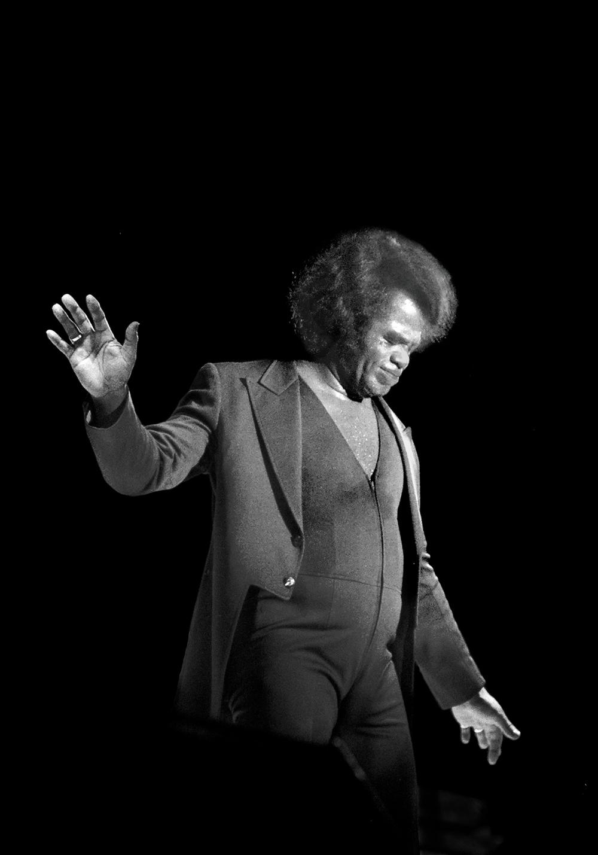 James Brown, 1987