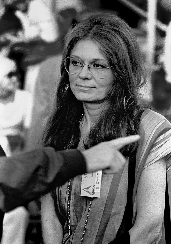 Gloria Steinem, 1984