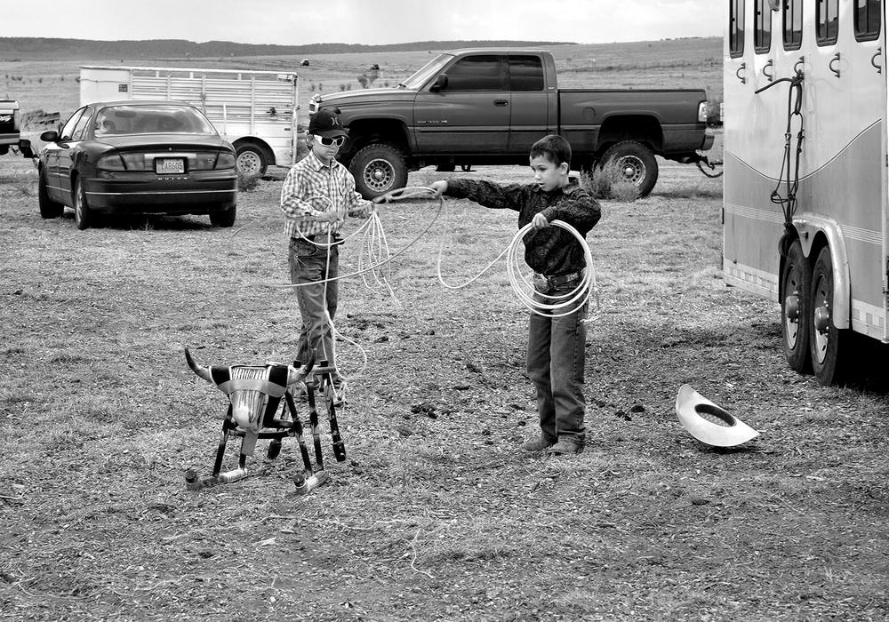 Rodeo de Galisteo, New Mexico (2013)