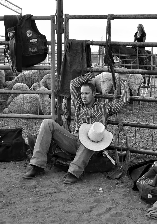 Rodeo de Santa Fe, New Mexico (2014)