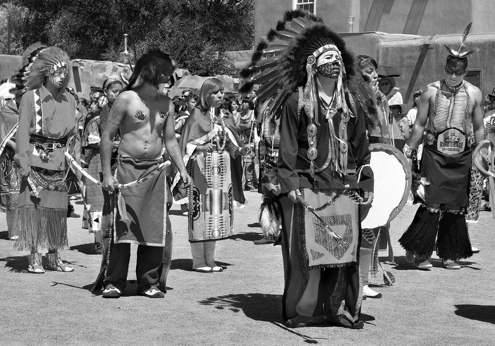 Okey Owingeh Pueblo (2016)