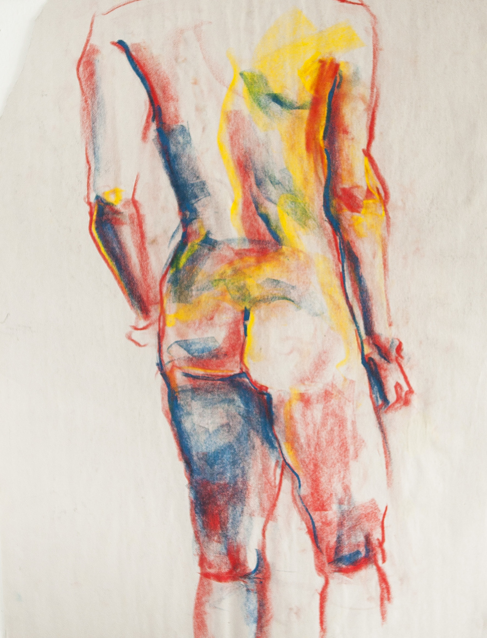 Figure Study in Color