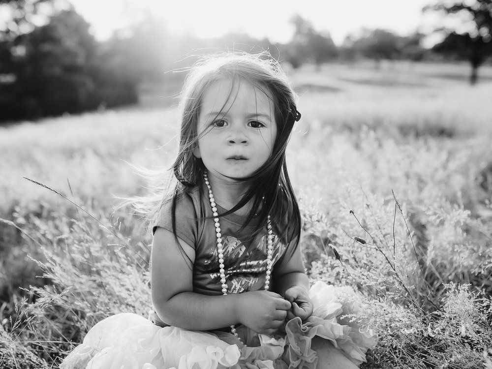 Erin Aasland Snoqualmie Family Photographer Child field sunflare